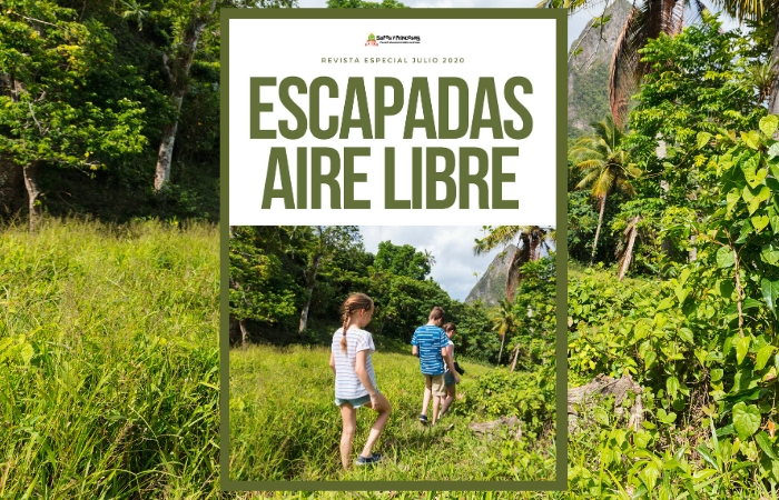Revista descargable: Escapadas aire libre